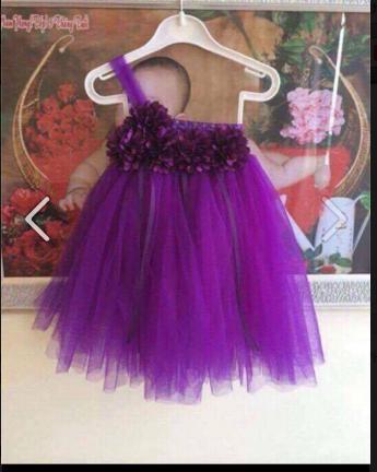 Váy bé gái BG367