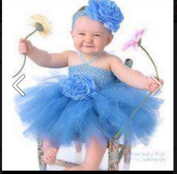 Váy bé gái BG370
