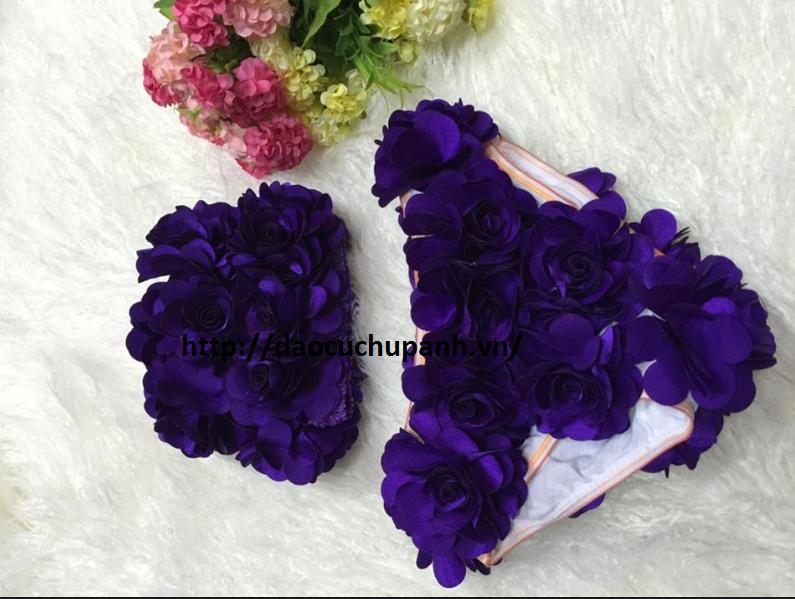 Bộ  hoa 3D L428