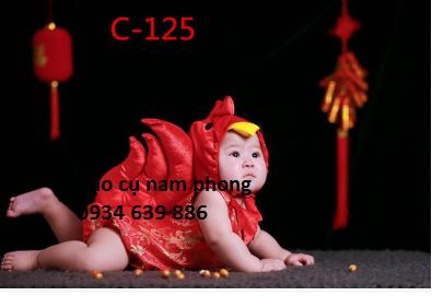 Bộ con gà L123