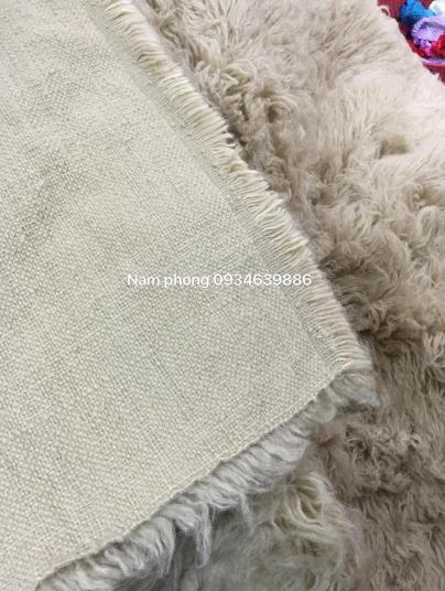 Thảm lông cừu CA123
