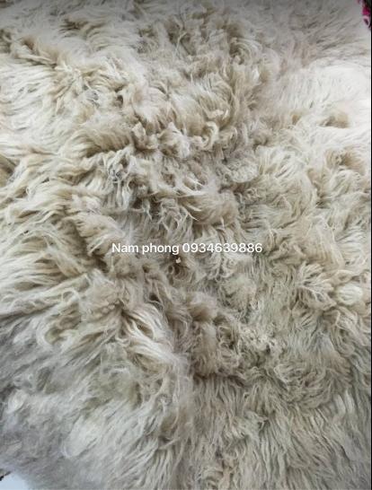 Thảm lông cừu CA122