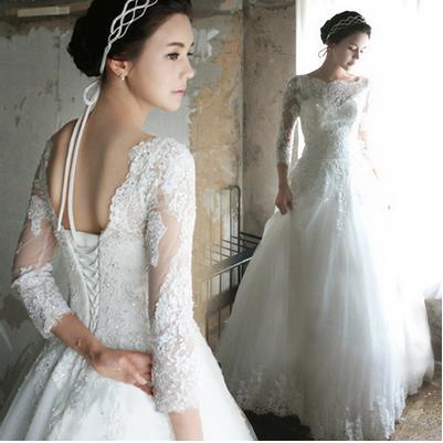 Áo cưới AC03